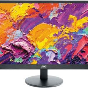 AOC 23.6' 1ms Full HD Monitor - HDMI/DVI/VGA